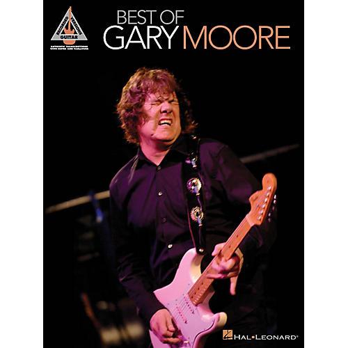 Hal Leonard Best Of Gary Moore Guitar Tab Songbook-thumbnail