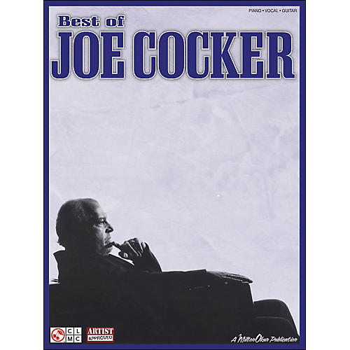 Cherry Lane Best Of Joe Cocker arranged for piano, vocal, and guitar (P/V/G)-thumbnail