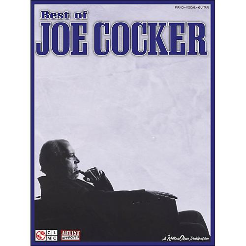 Cherry Lane Best Of Joe Cocker arranged for piano, vocal, and guitar (P/V/G)