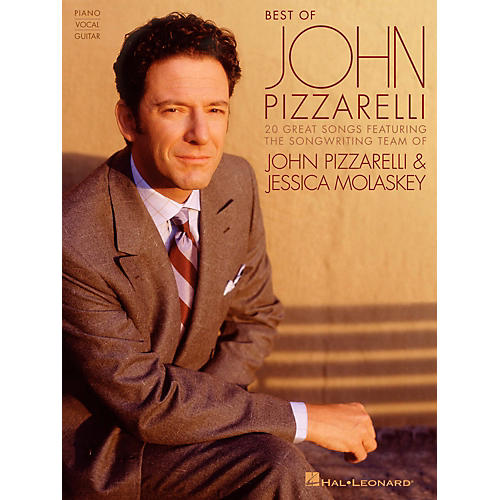 Hal Leonard Best Of John Pizzarelli for Piano/Vocal/Vocal PVG-thumbnail