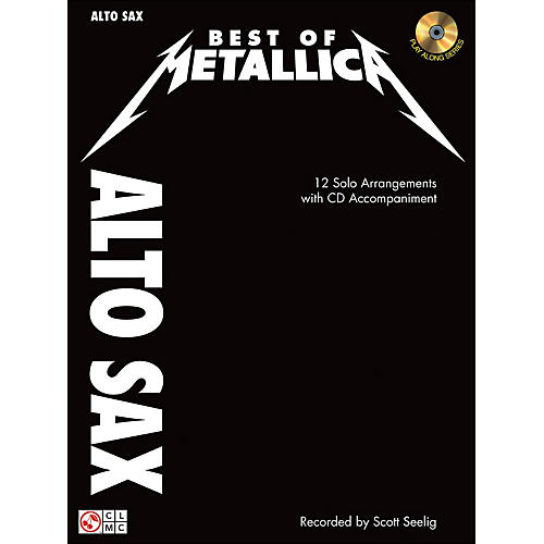 Cherry Lane Best Of Metallica Alto Sax-thumbnail