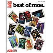 Cherry Lane Best Of Moe Tab Book