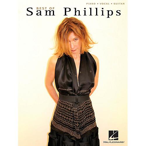 Hal Leonard Best Of Sam Phillips PVG Songbook