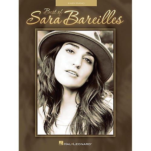 Hal Leonard Best Of Sara Bareilles for Easy Piano-thumbnail