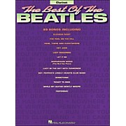 Hal Leonard Best Of The Beatles for Clarinet