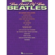 Hal Leonard Best Of The Beatles for Trumpet