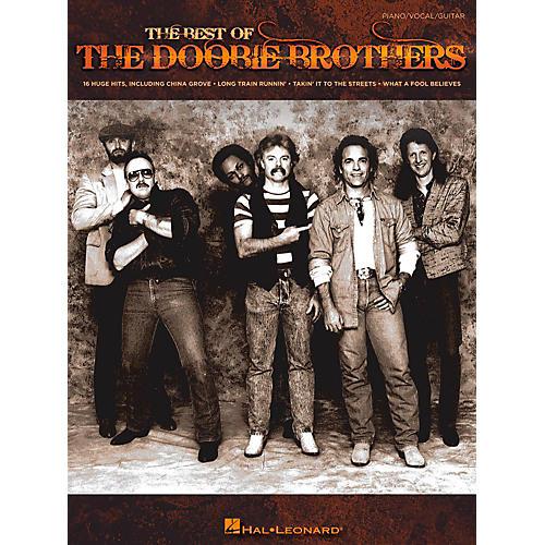 Hal Leonard Best Of The Doobie Brothers Piano/Vocal/Guitar Songbook
