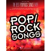 Best Pop/Rock Songs Ever Piano/Vocal/Guitar Songbook