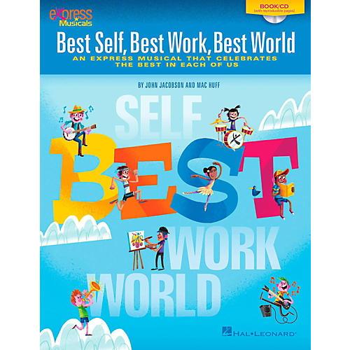 Hal Leonard Best Self, Best Work, Best World Book/Enhanced CD-thumbnail