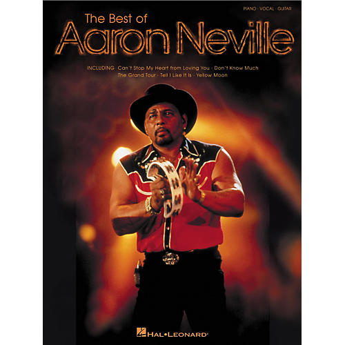 Hal Leonard Best of Aaron Neville Piano, Vocal, Guitar Songbook-thumbnail