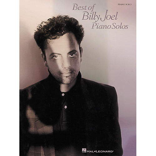 Hal Leonard Best of Billy Joel Piano Solos-thumbnail