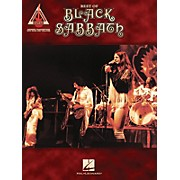 Hal Leonard Best of Black Sabbath Guitar Tab Songbook