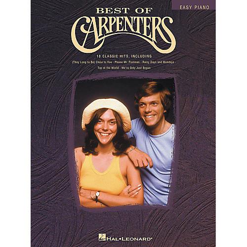 Hal Leonard Best of Carpenters