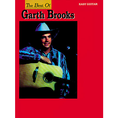 Alfred Best of Garth Brooks Guitar Tab Songbook-thumbnail