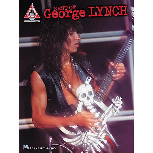 Hal Leonard Best of George Lynch Guitar Tab Songbook
