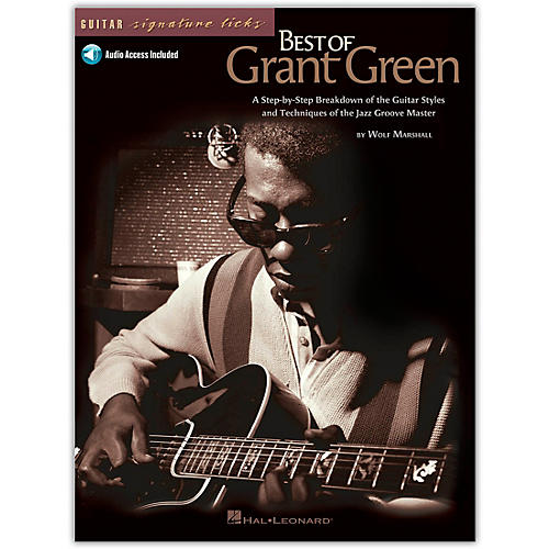 Hal Leonard Best of Grant Green (Book/Online Audio)