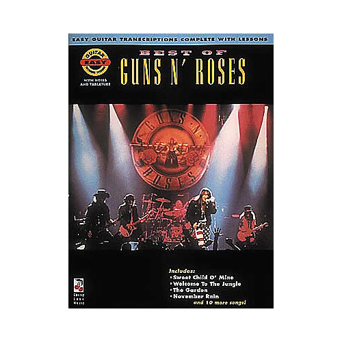 Cherry Lane Best of Guns N' Roses Book-thumbnail