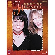 Cherry Lane Best of Heart Guitar Tab Songbook
