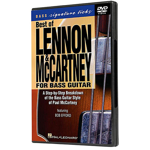 Fretlight Best of Lennon & McCartney for Electric Guitar. Signature Licks DVD Series - Hal Leonard Ready Video