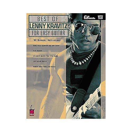 Cherry Lane Best of Lenny Kravitz for Easy Guitar Book
