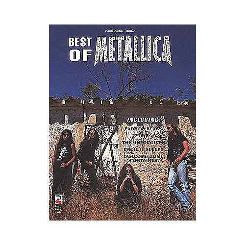 Cherry Lane Best of Metallica Book-thumbnail