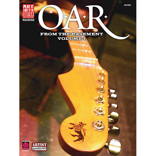 Cherry Lane Best of O.A.R. (Of a Revolution) Play It Like It Is Series Performed by O.A.R. (Of a Revolution)