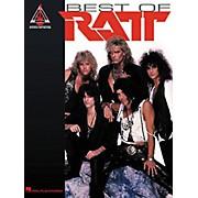 Hal Leonard Best of Ratt Guitar Tab Songbook
