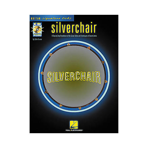 Hal Leonard Best of Silverchair (Book/CD)-thumbnail