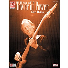 Cherry Lane Best of Tower of Power for Bass - Tab Book