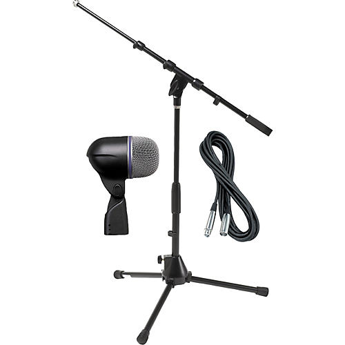 Shure Beta 52A Kick Mic with Cable and Stand-thumbnail