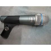 Beta 57A Dynamic Microphone