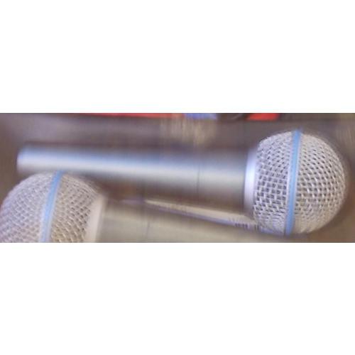 Shure Beta 58A Dynamic Microphone-thumbnail