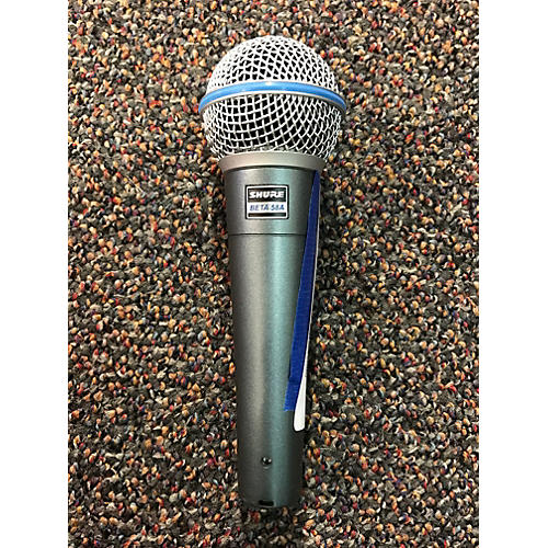 Shure Beta 58A Dynamic Microphone-thumbnail
