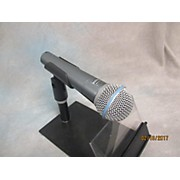 Shure Beta 58A Dynamic Microphone