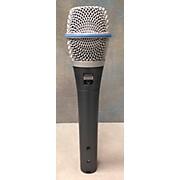 Beta 87A Condenser Microphone