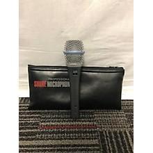 Shure Beta 87A Condenser Microphone