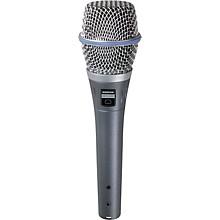 Shure Beta 87C Cardioid Condenser Microphone