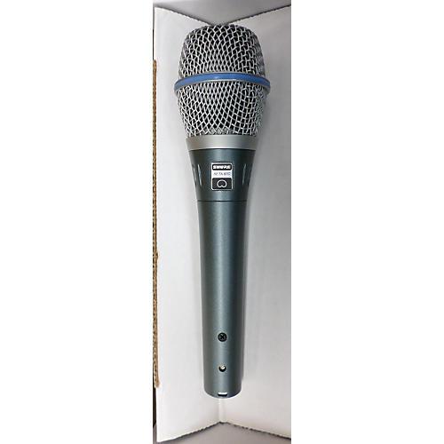 Shure Beta 87C Dynamic Microphone-thumbnail