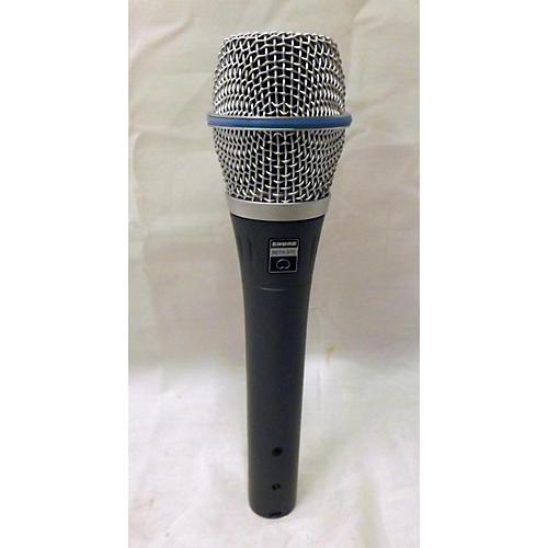 Shure Beta 87C Dynamic Microphone