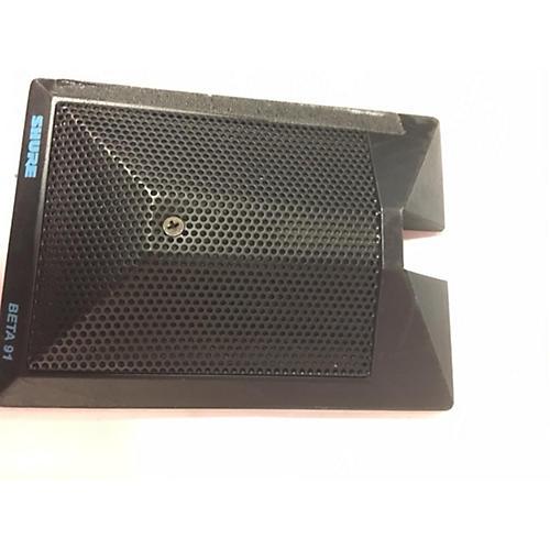 Shure Beta 91 Dynamic Microphone