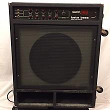 Sunn Beta Bass Bass Combo Amp