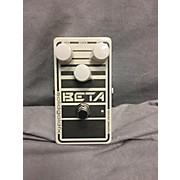 SolidGoldFX Beta Effect Pedal