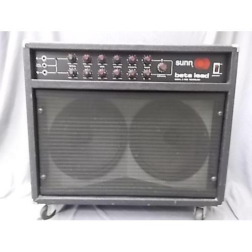 Sunn Beta Lead 2x12 300w Guitar Combo Amp