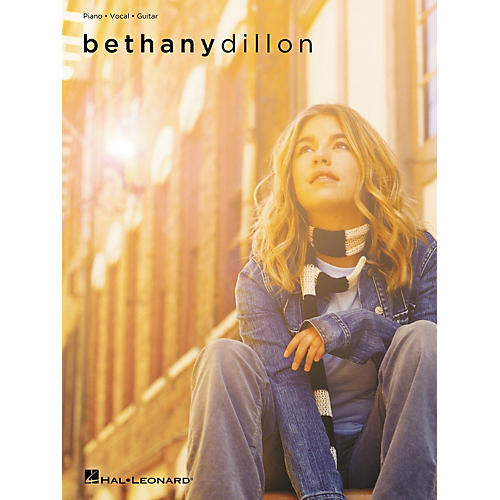 Hal Leonard Bethany Dillon Piano, Vocal, Guitar Songbook