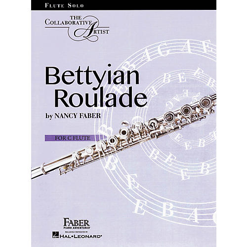 Faber Piano Adventures Bettyian Roulade Flute Solo By Nancy Faber-thumbnail