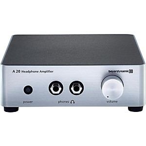 Beyerdynamic 716014 A 20 Headphone Amplifier by Beyerdynamic