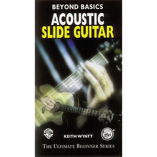 Alfred Beyond Basics - Acoustic Slide Guitar Video