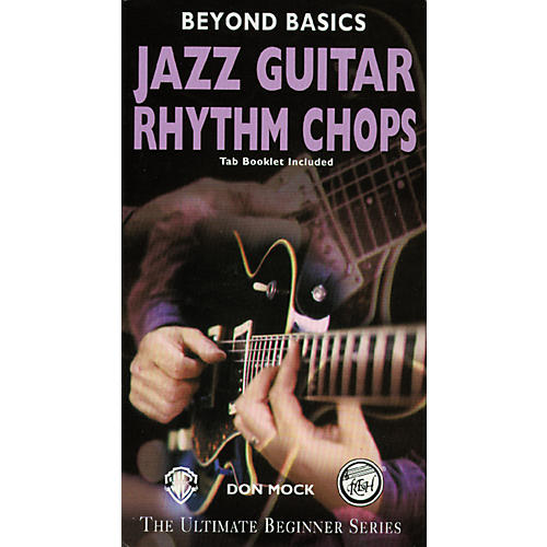 Alfred Beyond Basics - Jazz Rhythm Chops (Video)-thumbnail