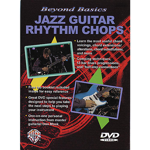 Alfred Beyond Basics/Jazz Rhythm Chops DVD