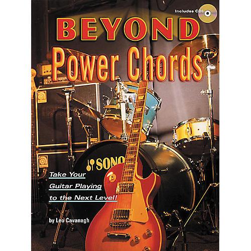 ArtistPro Beyond Power Chords (Book/CD)